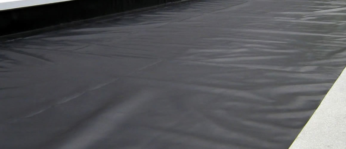 Impermeabilizacion de Techos con Geomembrana de PVC