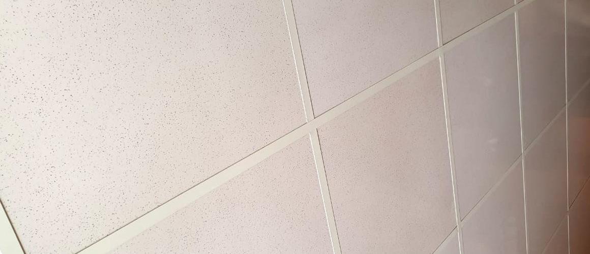 Instalación Cielo Raso PVC en Baldosas